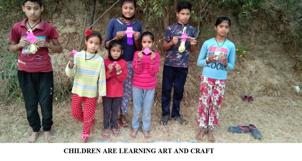 Art n Craft - Angels Haven School