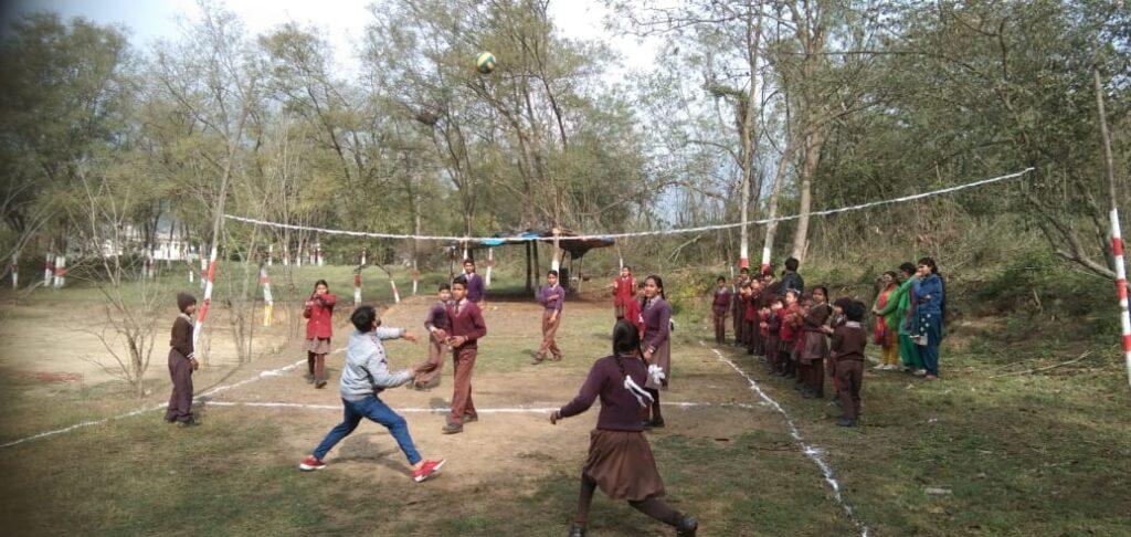 Volley Ball - Sports @ AHS