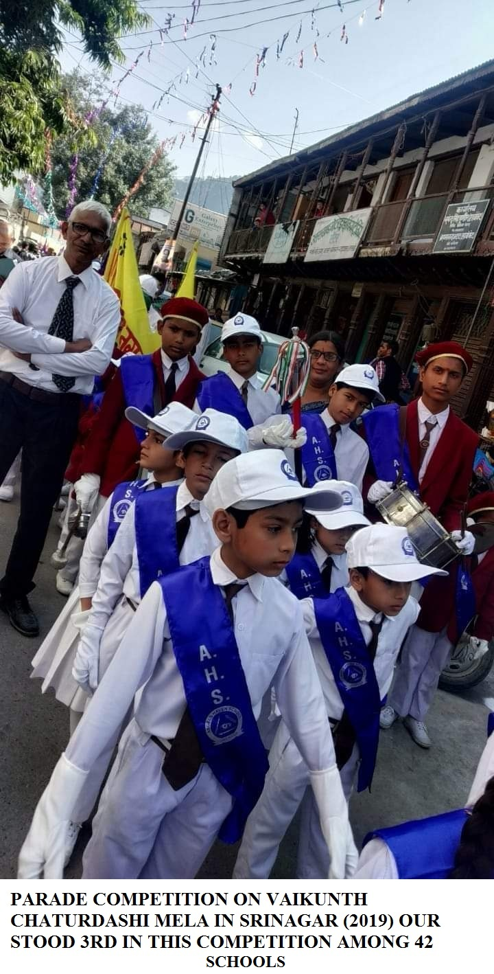 Parade Competition