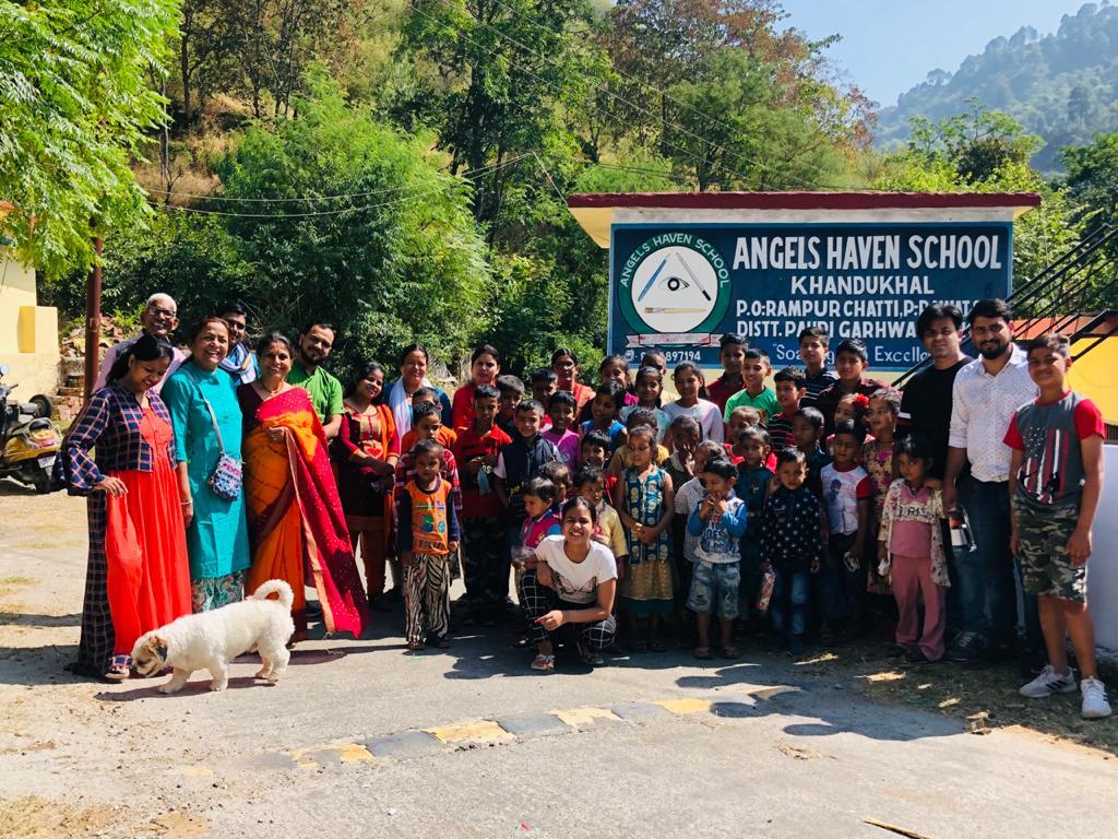 Angels Haven School